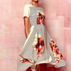 Anthropologie Corey Lynn Calter Verna Midi Dress